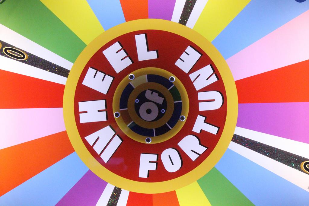 wheel fortune photo