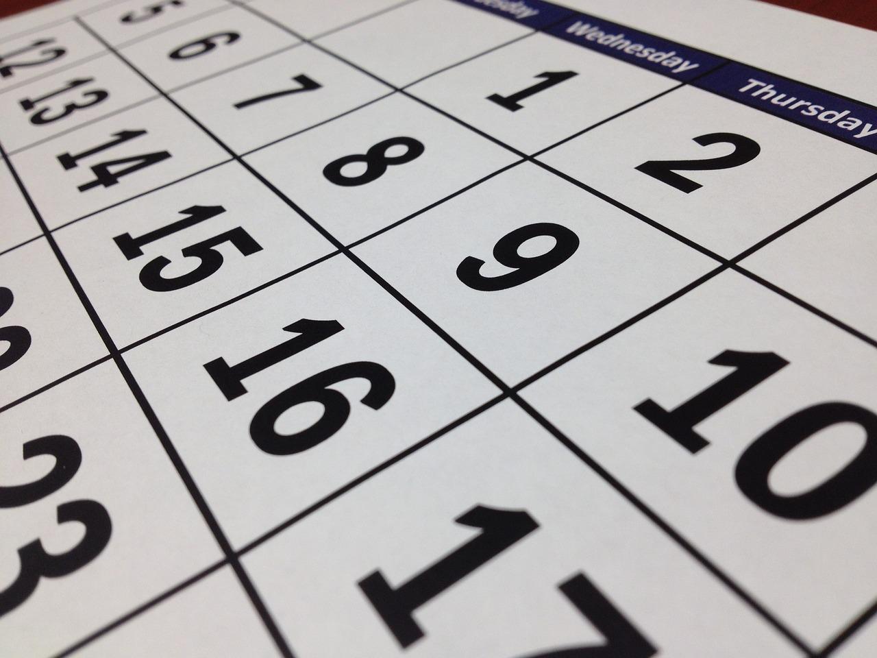 Kalender photo